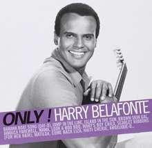 Harry Belafonte: Only Harry Belafonte, CD