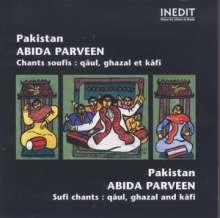 Abida Parveen: Abida Parveen - Pakistan, CD