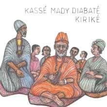 Kasse Mady Diabate: Kirike, CD