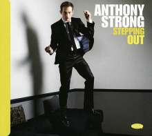 Anthony Strong (geb. 1984): Stepping Out, CD