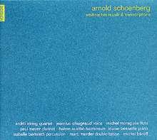 Arnold Schönberg (1874-1951): Transkriptionen, CD