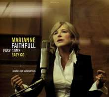 Marianne Faithfull: Easy Come Easy Go, CD