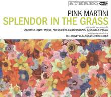 Pink Martini: Splendor In The Grass, CD
