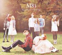 M83: Saturdays=Youth (180g), 2 LPs