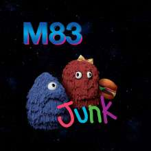 M83: Junk (180g) (Limited Edition), 2 LPs