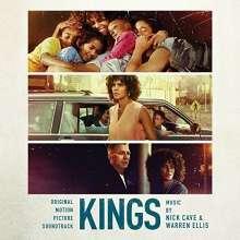 Nick Cave & Warren Ellis: Filmmusik: Kings, CD
