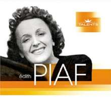 Edith Piaf (1915-1963): Talents, CD