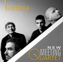 New Meeting Quartet: Lusitania, CD