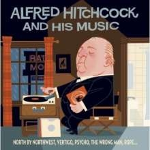 Filmmusik: Alfred Hitchcock And His Music, 2 CDs