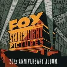 Filmmusik: Fox Searchlight: 20th Anniversary Album, CD