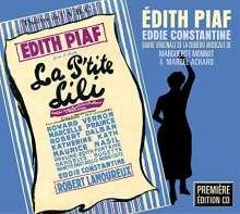 Edith Piaf (1915-1963): Filmmusik: La P'Tite Lili, CD