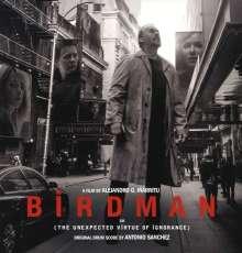 Original Soundtracks (OST): Filmmusik: Birdman, 2 LPs