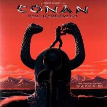 Filmmusik: Conan The Barbarian (180g), LP