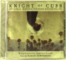 Hanan Townshend: Filmmusik: Knight Of Cups, CD