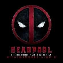 Filmmusik: Deadpool (180g) (Limited-Edition) (Red Vinyl), 2 LPs