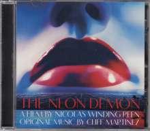 Cliff Martinez: Filmmusik: The Neon Demon (O.S.T.), CD
