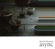 Ryuichi Sakamoto (geb. 1952): Async, CD