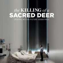 Filmmusik: The Killing Of A Sacred Deer, CD