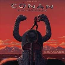 Filmmusik: Conan The Barbarian (DT: Conan der Barbar), CD