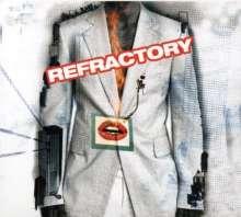 Refractory: Refractory, CD