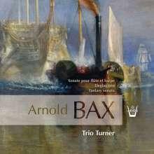 Arnold Bax (1883-1953): Sonate Fantaisie für Viola & Harfe, CD