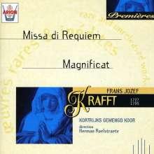 Franciscus Krafft (1727-1795): Missa da Requiem, CD