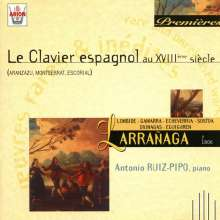 Antonio Ruiz-Pipo - Le Clavier espagnol au XVIIIeme Siecle, CD