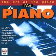 L'Art du Piano, CD
