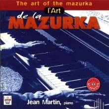 Jean Martin - L'Art de la Mazurka, CD
