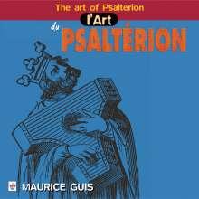 L'Art du Psalterion, CD
