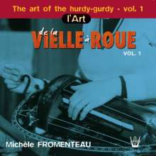 The Art of the Hurdy-Gurdy Vol.1, CD