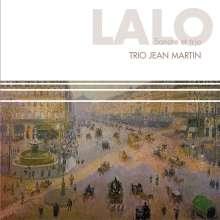 Edouard Lalo (1823-1892): Werke für Violine & Klavier, CD