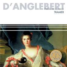 Jean-Henri d'Anglebert (1629-1691): Pieces De Clavecin, CD