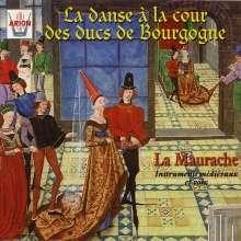 Höfische Tänze in Burgund 15./16.Jh., CD