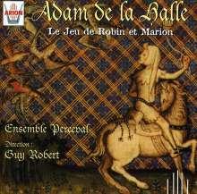 Adam de la Halle (1237-1286): Le Jeu de Robin et Marion, CD