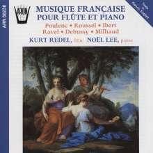 Französische Flötenmusik, CD