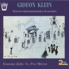 Gideon Klein (1919-1945): Streichquartett op.2, CD