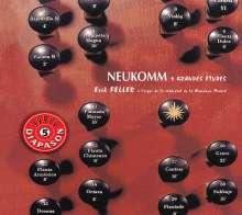 Sigismund Ritter von Neukomm (1778-1858): Etüden Nr.1-4,7,8,10,19,20 für Orgel, CD