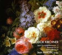 Theodor Kirchner (1823-1903): Neue Davidsbündlertänze op.17, CD