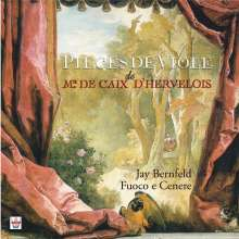Louis de Caix de Hervelois (1690-1760): Pieces de Viole, CD
