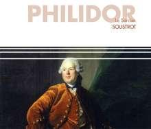 Francois-Andre Danican Philidor (1726-1795): Le Sorcier (Comedie lyrique 1764), 2 CDs