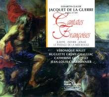 """Elisabeth-Claude Jacquet de la Guerre (1665-1729): Französische Kantaten """"Cantates Francoises"""", CD"""