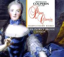 Armand Louis Couperin (1725-1789): Pieces de Clavecin (1751), CD