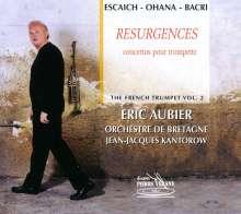 Eric Aubier - Resurgences, CD