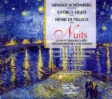 Quatuor Rosamonde - Nuits, CD