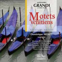 Alessandro Grandi (1575-1630): Venetianische Motetten, CD
