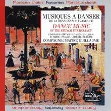 Tanzmusik der französischen Renaissance, CD