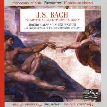 Bach für Trompete & Orgel, CD