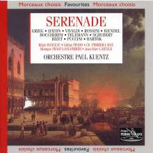 Paul Kuentz Orchester - Serenade, CD