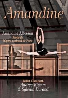 Amandine Albisson - Amandine, DVD